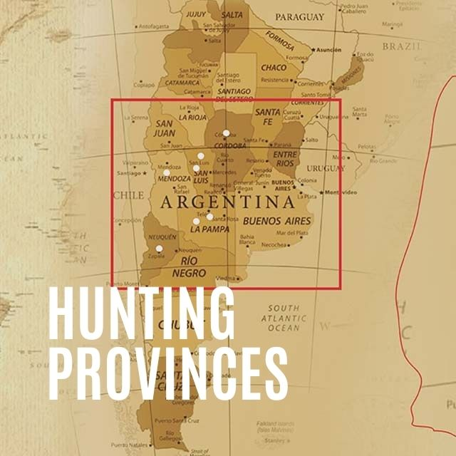HUNTING PROVINCES